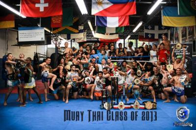 About Southside Muay Thai Academy